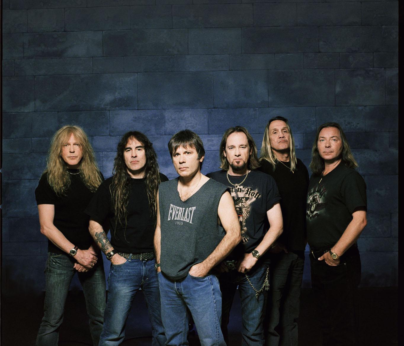 Soulmonium's Blog: Iron Maiden